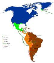 WWII aztec america