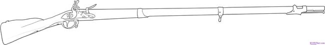 How-to-draw-a-musket-step-5