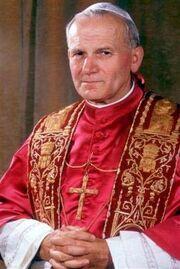 Pope John Paul II 2005