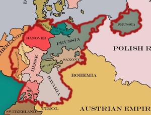 German empire (Borgo)