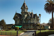 Carson Mansion Eureka California