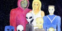 Alleged Aliens