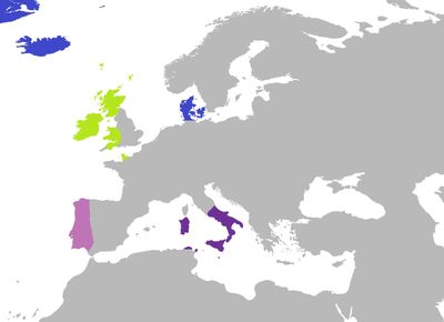 Nations 2 Naples