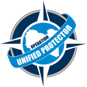 Operation Unified Protector Logo