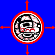 Flag of Tsilhqot'in