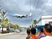 AirForceOneCuba
