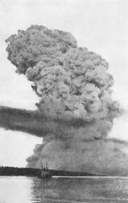 Halifax Explosion blast cloud restored