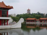 SDP Chinese Gardens (VegWorld)