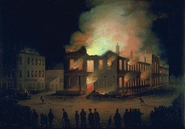 File:Incendie Parlement Montreal.jpg