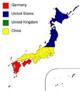 AGA Japan 1948-1952