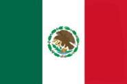 Flag of Mexico 1934