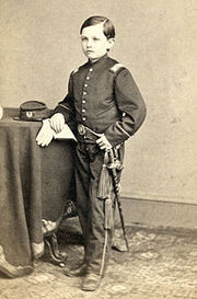 220px-Tad Lincoln in uniform