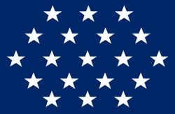 19 star navy jack