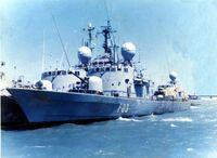 FBP 57 class patrol ship