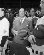 MacArthur at Opening Day