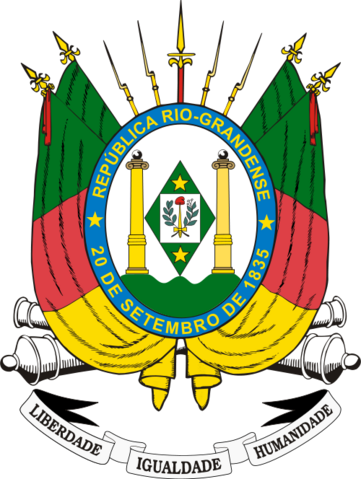 File:Coat of Arms of the Riograndesnse Republic.png
