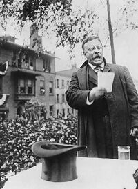 Roosevelt on the Stump, 1912.jpg