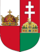 Coat of Arms of Hungary and Bohemia