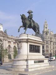 Statue of Pedro I