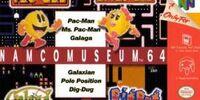 Namco Museum (Ohga Shrugs)