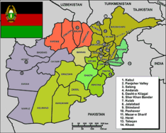 Afghan-map warlords 2002
