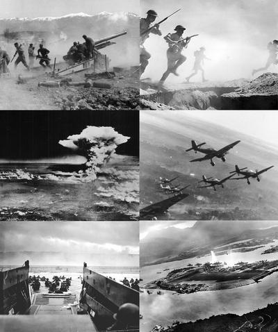 GreatWarMontage (Fashoda War)