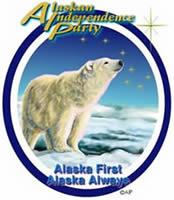 Alaskan Independence Party logo