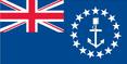 Cook islands flag (1983DD)