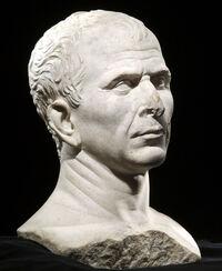 Julius Caesar Bust