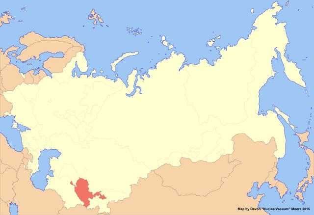 File:Location of Uzbekistan (New Union).png