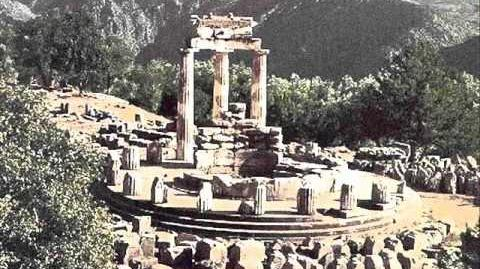 Second Delphic Hymn to Apollo