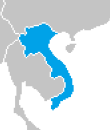 Location Vietnam (SM 3rd Power)