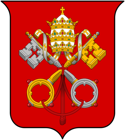 File:Coat of arms of the Vatican City.png