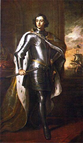 File:Peter I by Kneller.jpg