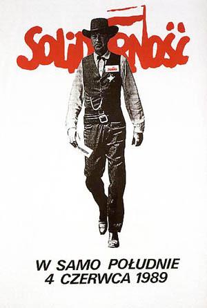 Solidarity poster 1989