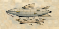 Trans Territory Airlines (The Steam Age Map Game)