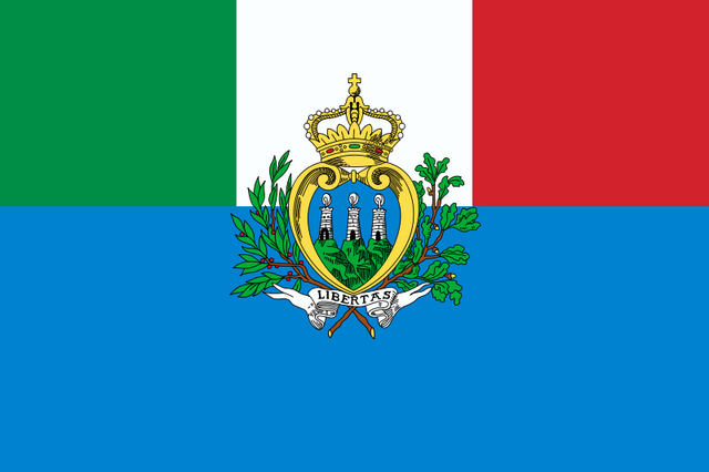 File:Flag of Italy and San Marino.png