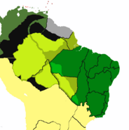 States of Brazil 1900 PM3