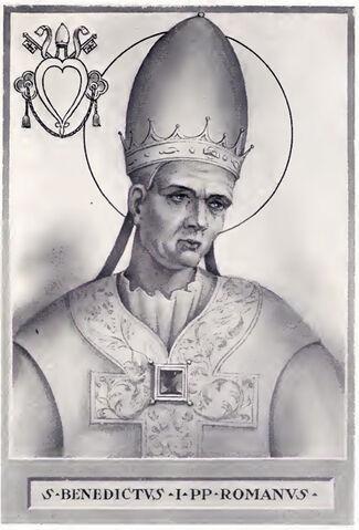 File:Pope Benedict I.jpg