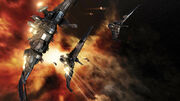 Epic EVE Online battle
