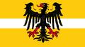 Flag of Aachen (The Kalmar Union)