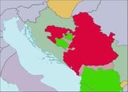 1983DDyugoslavwarendofdecembermap