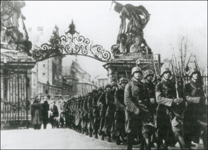 Fall Grun Victory Parade