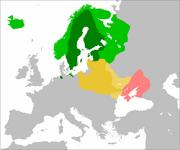 Treaty of Dresden outsides Germany