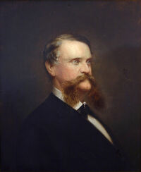 John C Breckinridge by Nicola Marschall