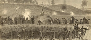 Battle for fort champton