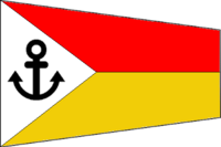 Civil Naval Ensign RCFC China (TNE)