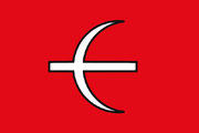 Flag of Tengrian Turkey (World of the Rising Sun)
