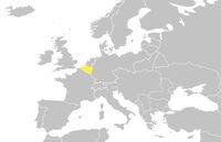 Belgium Location