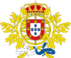 Coat of arms of Portugal (1776 - UCA)